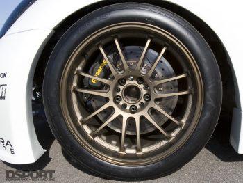 G35 RE30 Wheel