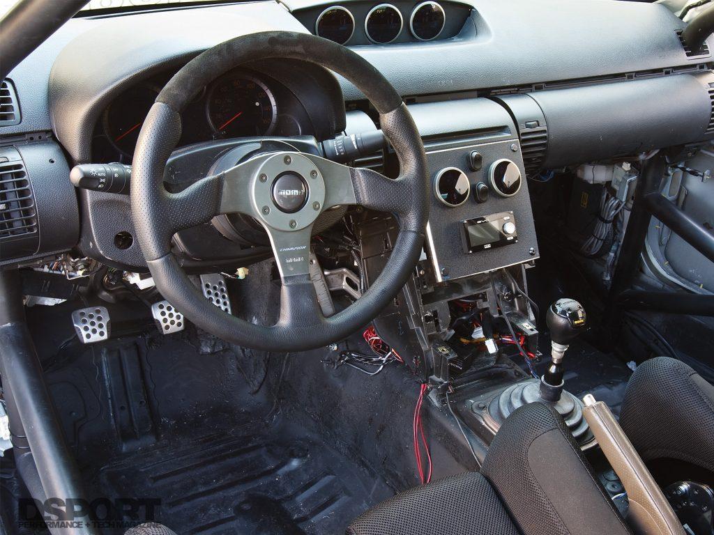G35 Steering Wheel