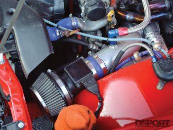 S15 Blitz Intake