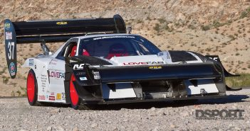 LoveFab NSX for Pikes Peak