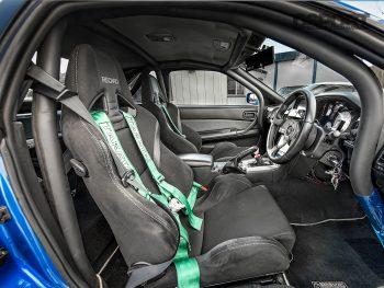 Top Secret R34 Recaro Seat