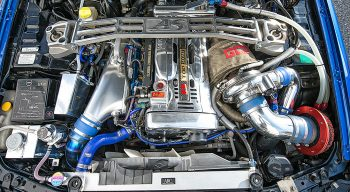 Top Secret R34 RB26DETT Engine