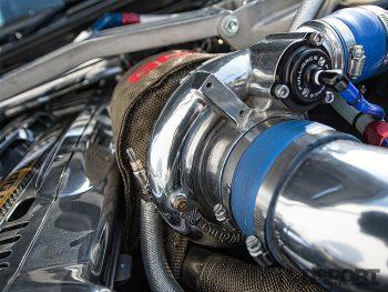 Top Secret R34 Turbocharger