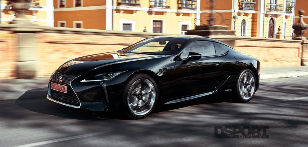 LC500 Lead Image