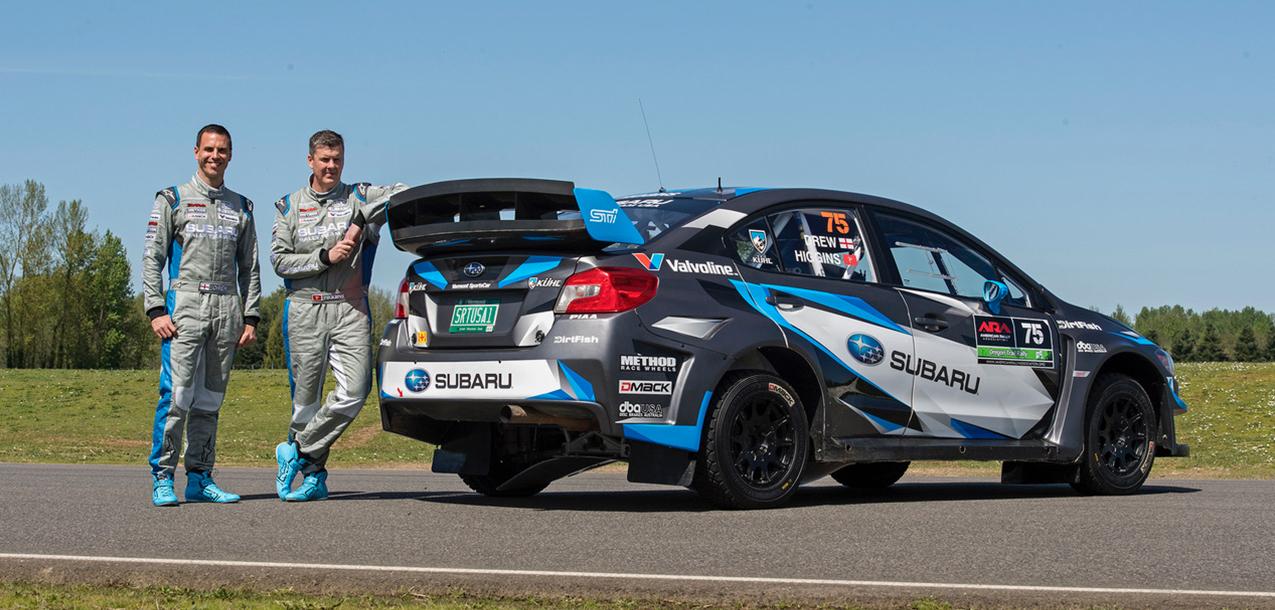Subaru Rally DBA partnership
