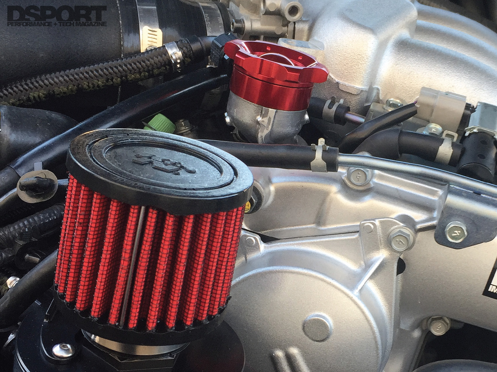 Quick Tech : Benefits of Lowering Crankcase Pressure | Part