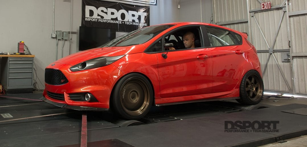Project Fiesta ST Lead