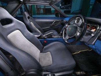 Top Secret R32 Interior