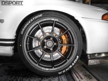 Top Secret R32 Wheel