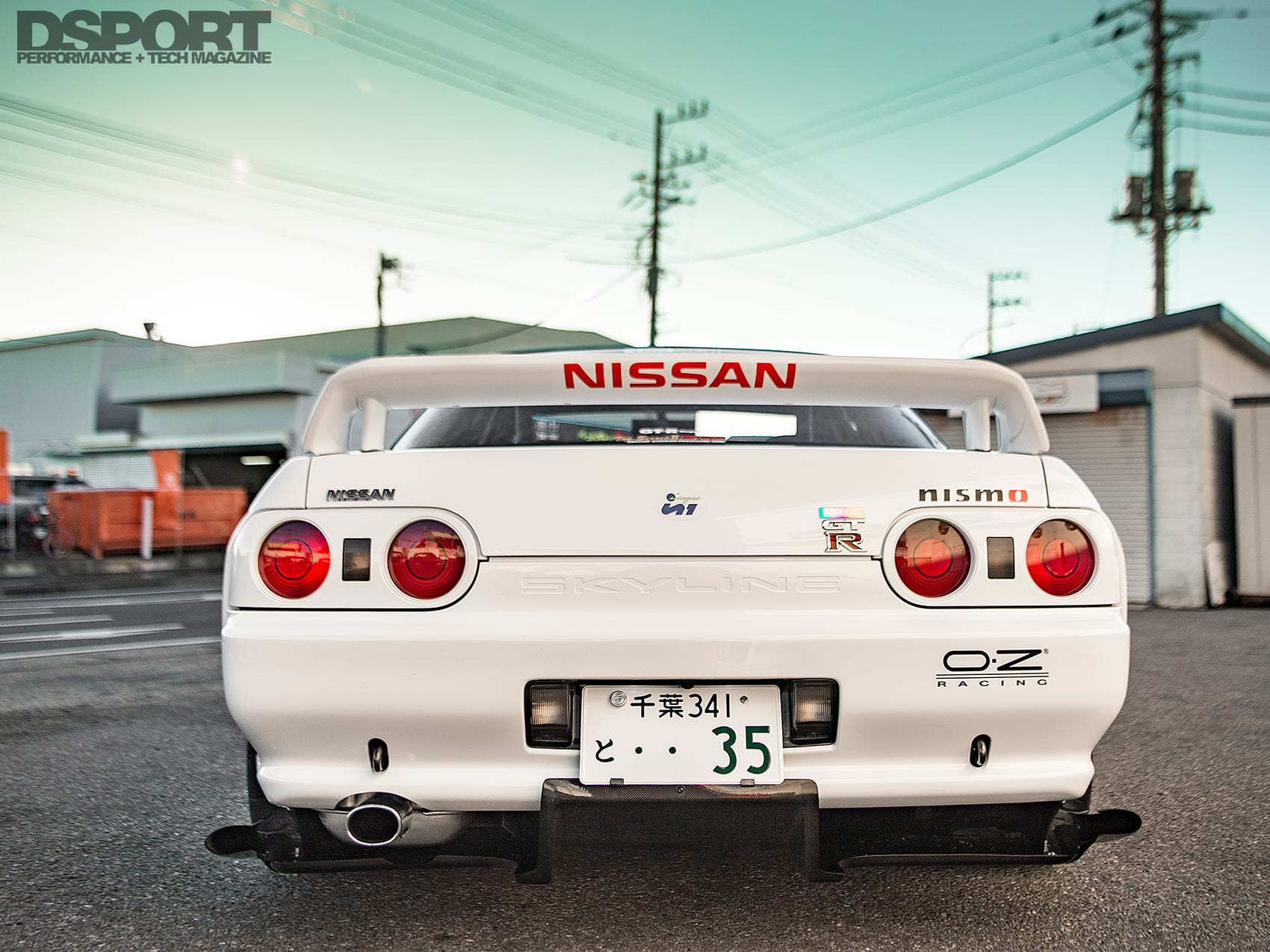 Top Secret's R35-Powered R32 GT-R - Page 2 of 2 - DSPORT