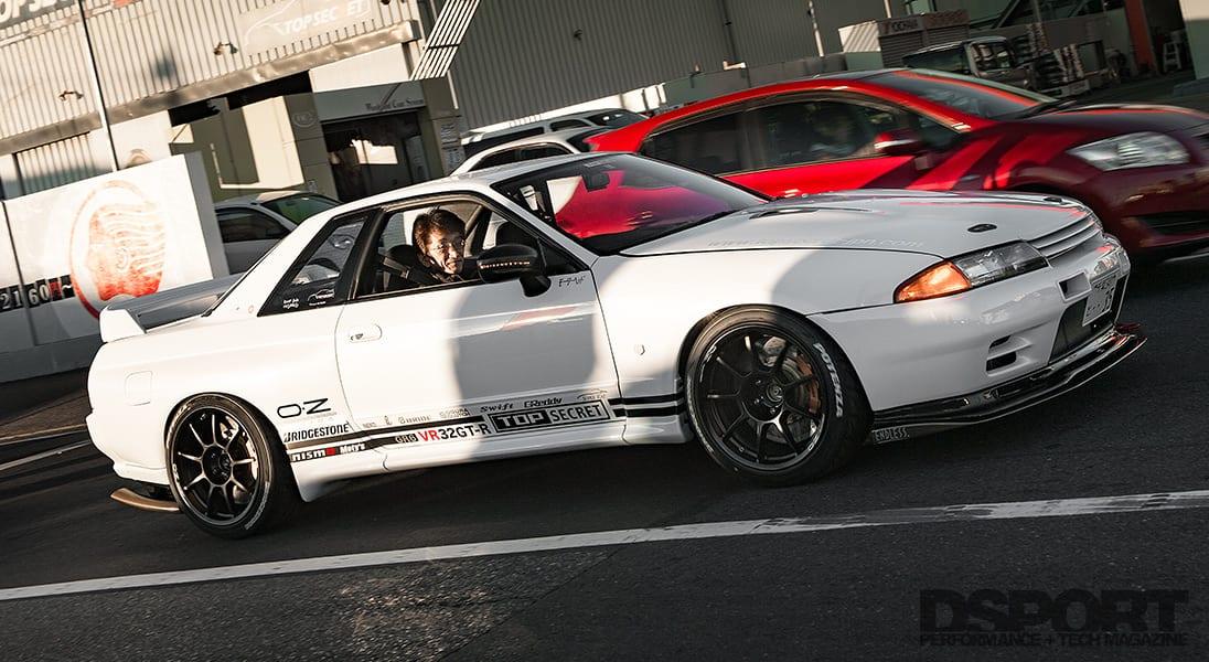 Top Secret's R35-Powered R32 GT-R - DSPORT Magazine