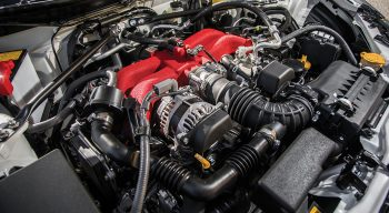 First Drive 2017 BRZ Engine