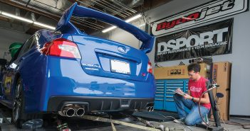 STI Exhaust Showcase Lead