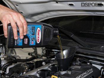 Avo Turbo Miata Oil