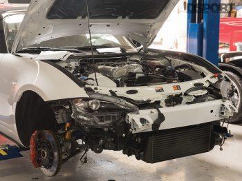 Avo Turbo Miata Front