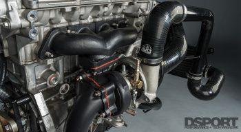 Avo Turbo Miata Manifold
