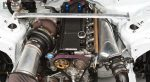 Saito Soarer Engine Bay