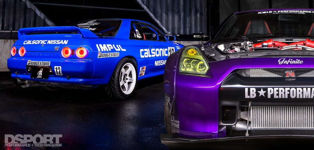 Infinite R35 and R32 Lead
