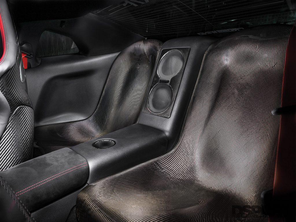 Infinite R35 and R32 Interior
