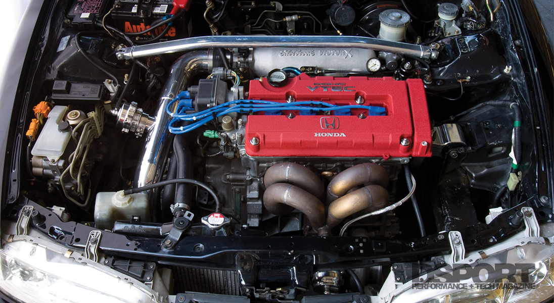 603 Horsepower Turbocharged Acura Integra