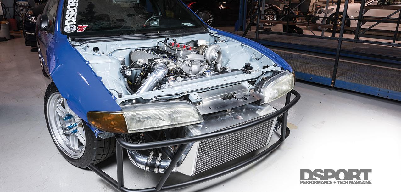 D'Garage S14 Lead