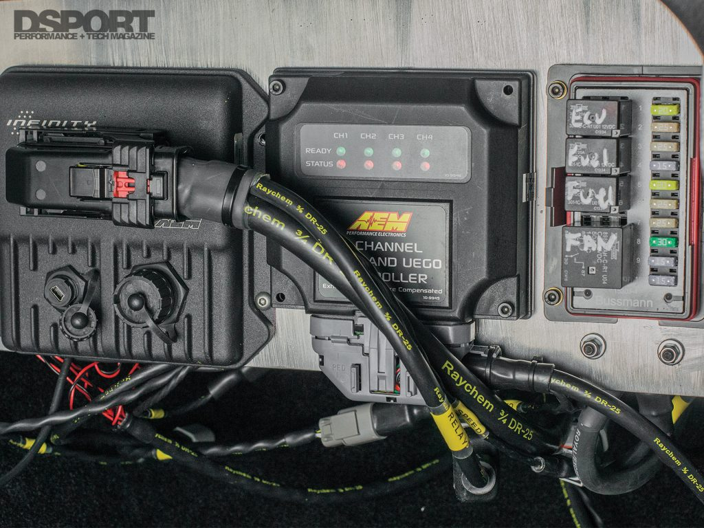 D'Garage S14 AEM Infinity