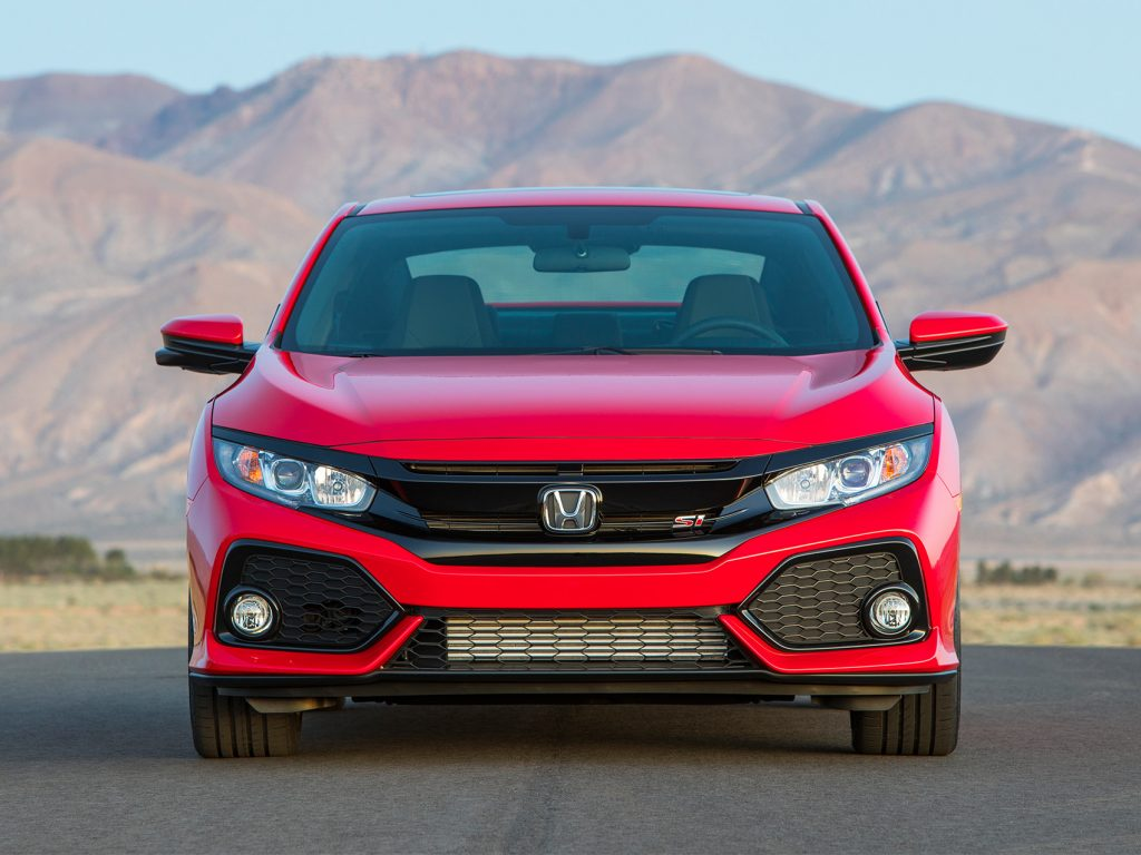 Civic Si Front