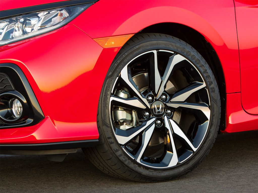 Civic Si Wheel