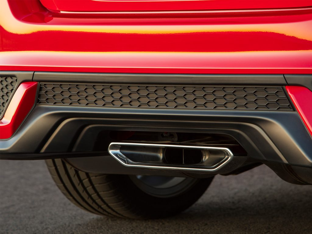 Civic Si Exhaust