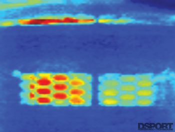 Thermal Camera Cooling Clogs
