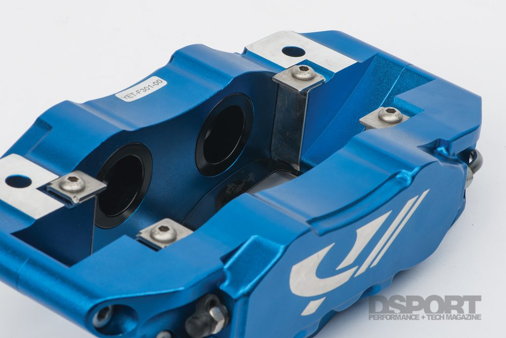 NEO Motorsport S2000 Big Brake Kit caliper