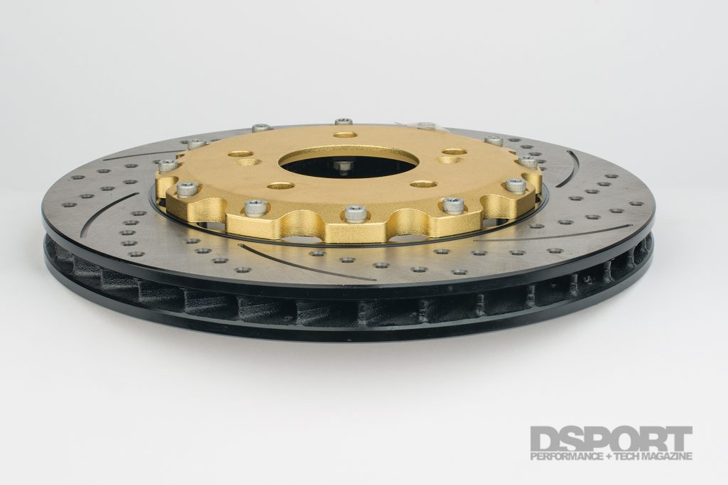 NEO Motorsport S2000 Big Brake Kit rotor
