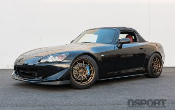 NEO Motorsport S2000 Big Brake Kit Lead