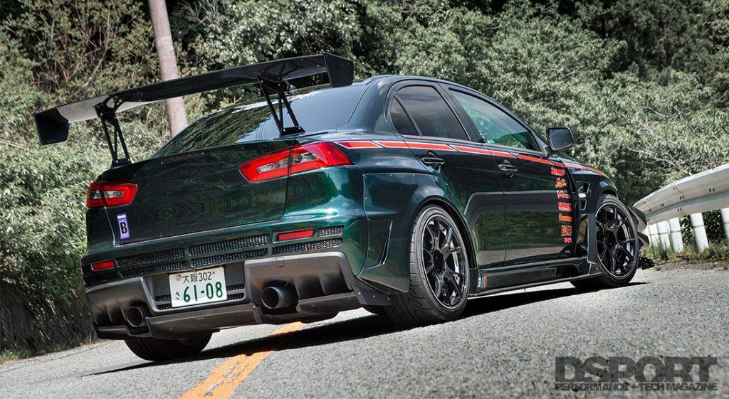Signal Auto Evo X Rear