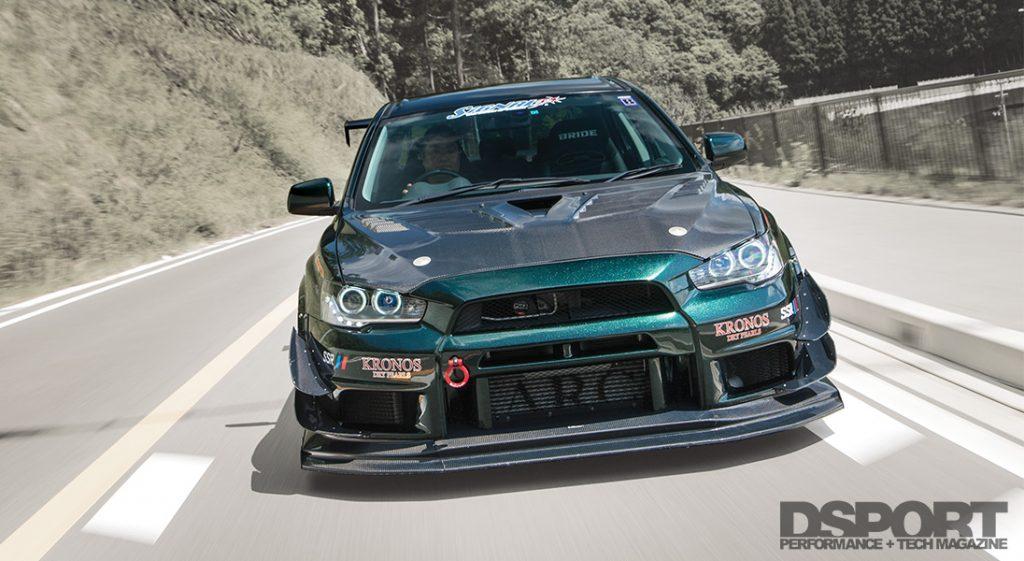 Signal Auto Evo X Front
