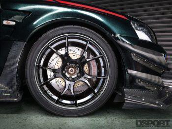 Signal Auto Evo X SSR Wheel