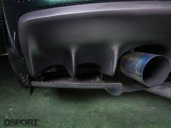 Signal Auto Evo X Exhaust