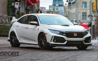 Civic Type R Lead