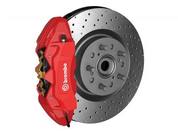 Civic Type R Brembo Brakes