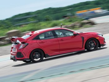 Civic Type R Track