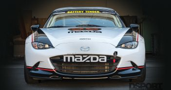 Mazda MX-5 Cup Car Lead