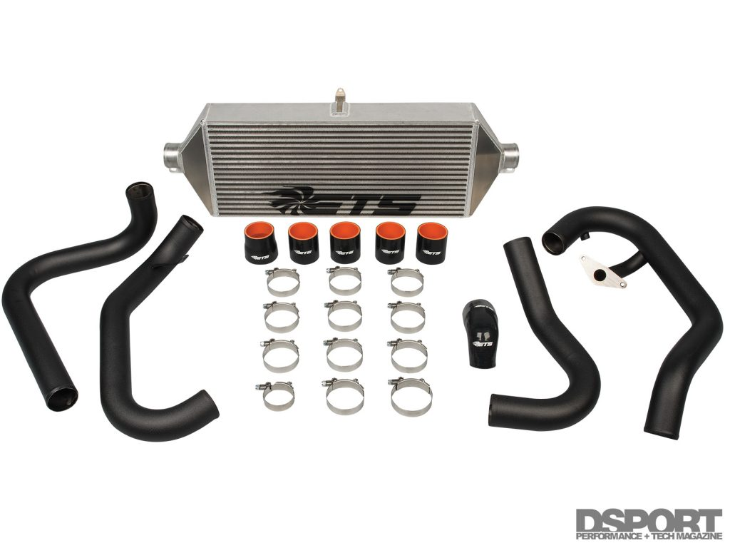D'Garage Test and Tune STI Intercooler