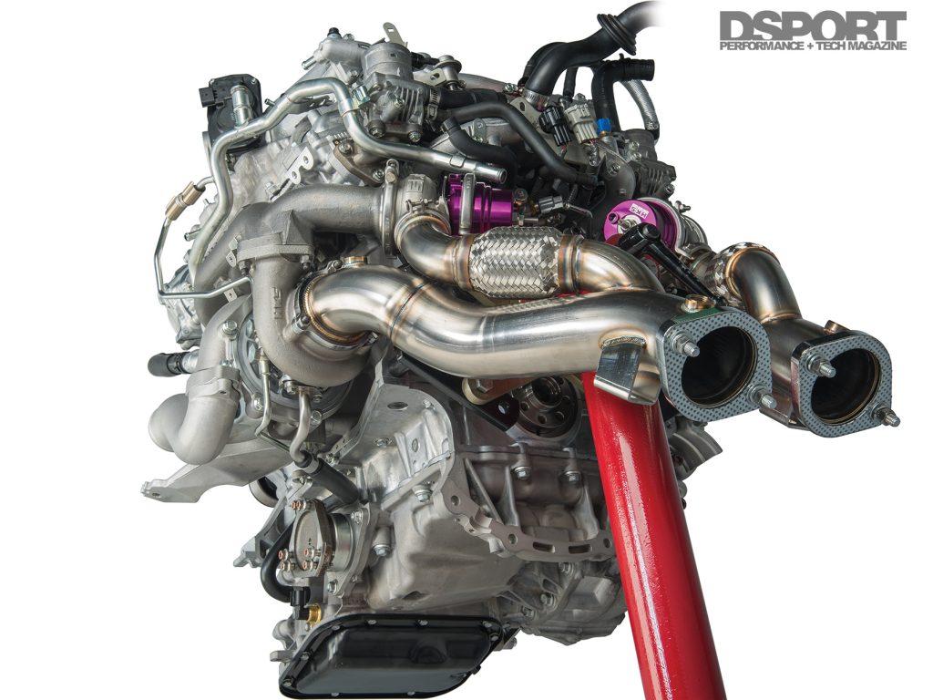 R35 HKS GT1000