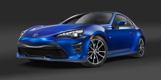 Courtesy of Toyota - Toyota 86