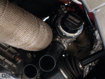 Subaru STI Turbosmart