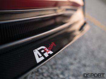 Subaru STI APR Splitter