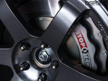 Subaru STI StopTech