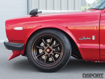 Hakosuka Wheel