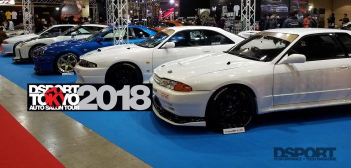 DSPORT TAS 2018 Lead