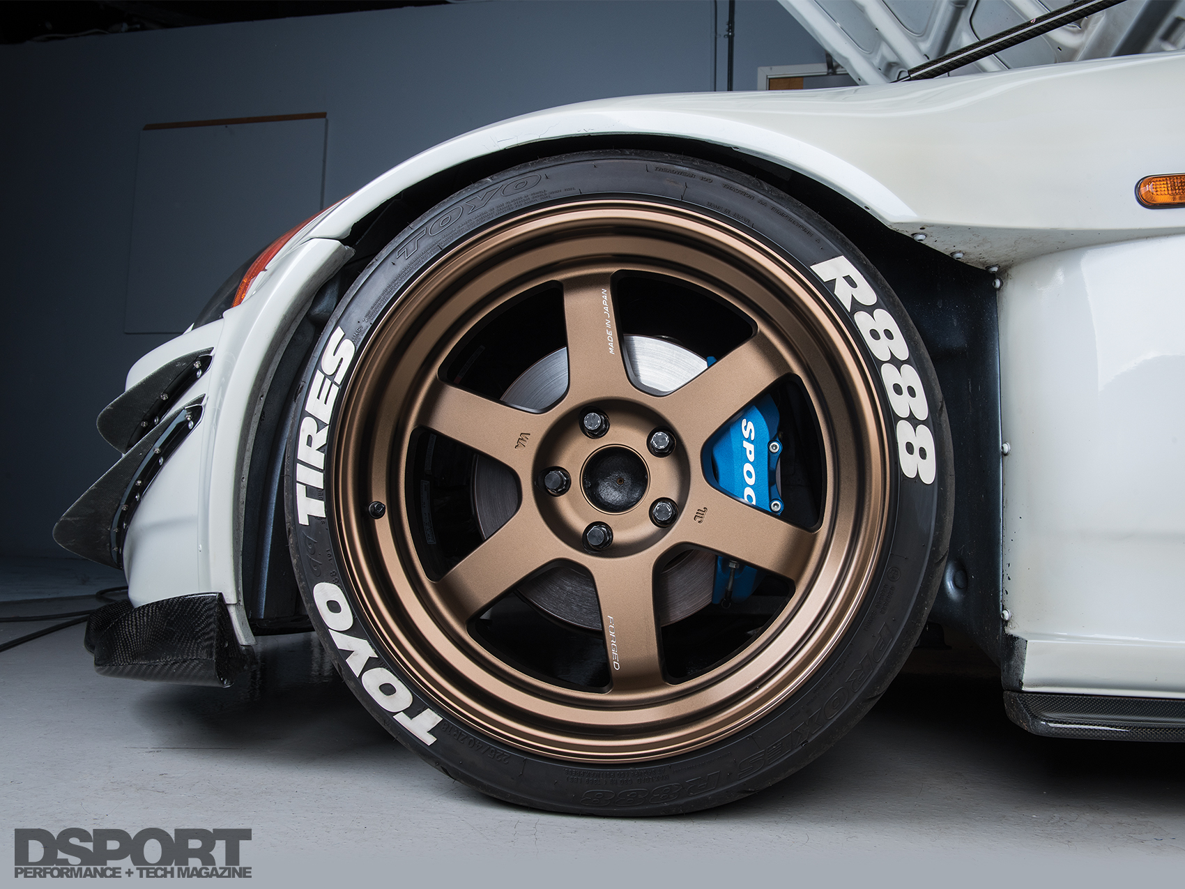 440 WHP Turbocharged Honda S2000 - Page 2 of 2 - DSPORT Magazine